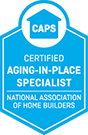 CAPS - Certified Aging-in-Place Specialist Logo