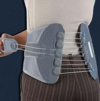 Bell-Horn Spine Brace