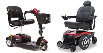 Pride Mobility Products, Ltd Scooters
