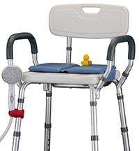 Nova Bathroom Safety Equipment